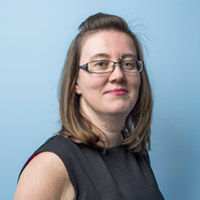 Natalie Pilgrim, Head of Project Management