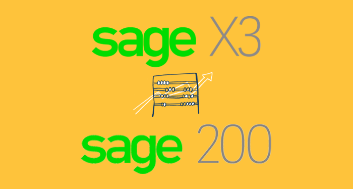The Differences Between Sage 200 and Sage X3